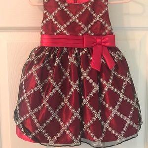 Baby girl holiday dress